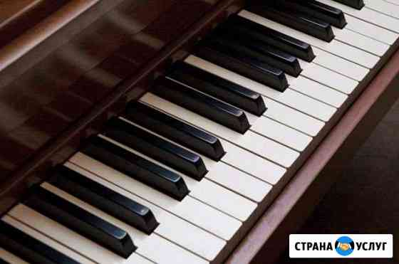 Настройка фортепиано Липецк