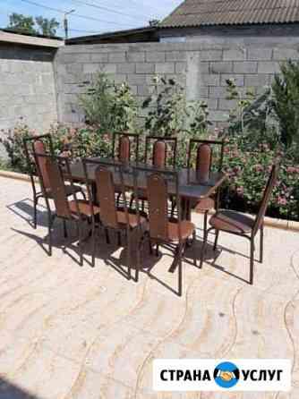 Столы, стулья.прокат Махачкала
