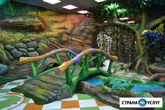 Изготовление декораций скульптуры Владимир