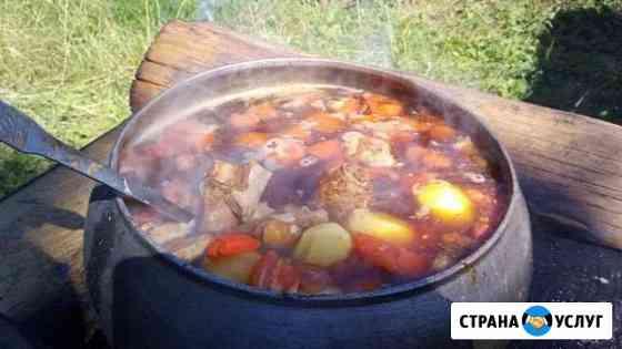 Услуги повара. Выезд на природу. Шашлык Саранск