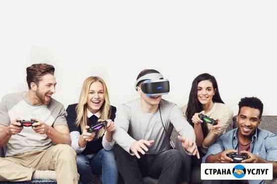 Sony PlayStation 4 / PS4 VR Шлем Аренда Прокат Красноярск