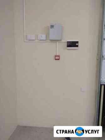 Охрано-пожарная сигнализация, видеонаблюдение и др Волгоград