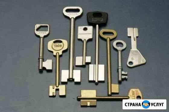 Изготовление ключей Сортавала