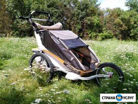 Спортивная беговая коляска Thule Chariot Калуга