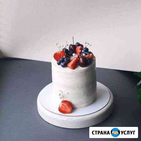 Небольшие тортики, тарталетки, капкейки на заказ Брянск