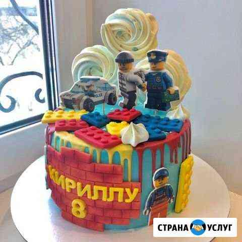 Торты на заказ Нижний Новгород