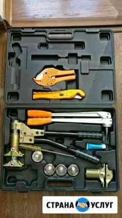 Инструмент для опрессовки труб rehau Саранск