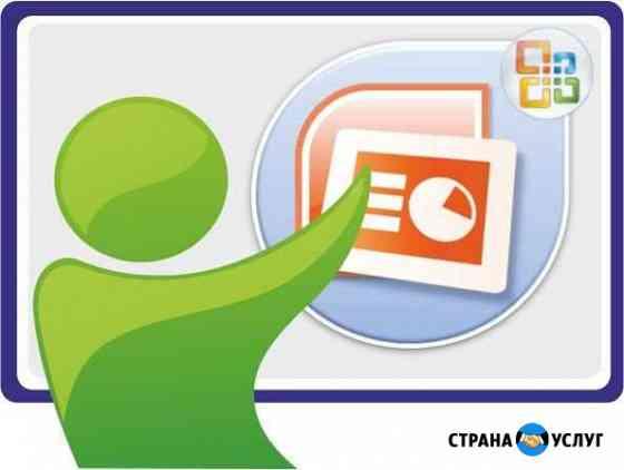 Создание, оформление презентации в PowerPoint Калининград