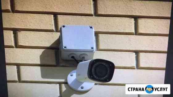 Монтаж пожарной, охранной сигнализации,скс, видео Оренбург