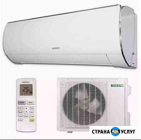 Монтаж продажа кондиционеров от 1200 Севастополь