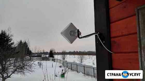Интернет на дачу Жуковский район видеонаблюдение Жуков