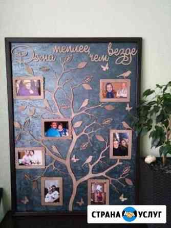 Семейное дерево Оренбург