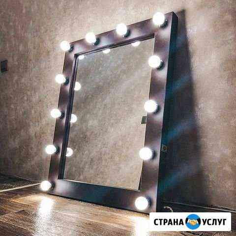 Гримерные зеркала и гримерные станции Владимир