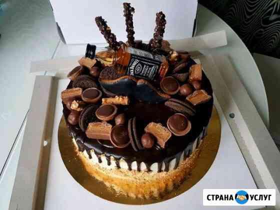 Домашние торты на заказ Мурманск
