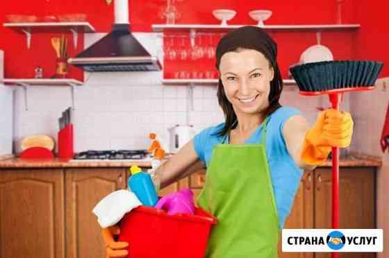 Уборка домов и квартир Кузнецк