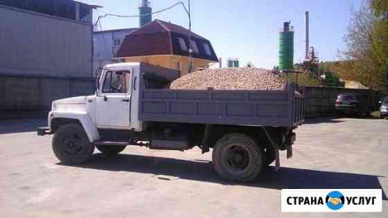Песок,щебень,чернозём,пгс,гравий, с доставкой Нижний Новгород