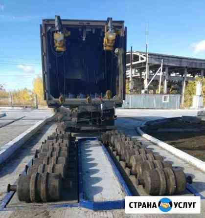 Ремонт и модернизация автомобильных весов Саранск