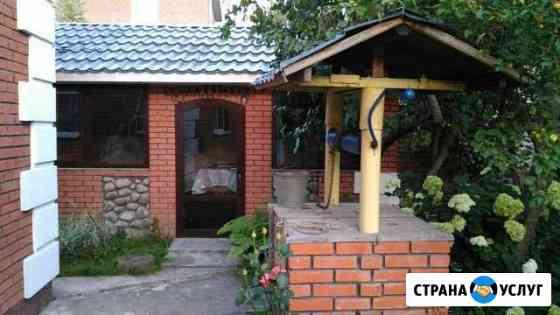 Сдам баню, беседку и дом в центре Пскова Псков