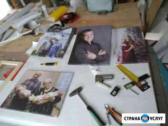 Фото на холсте Модульные картины Вологда