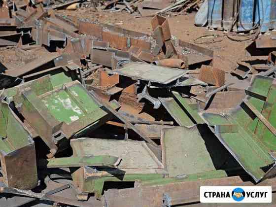 Вывезем лом от 20тн Муравленко