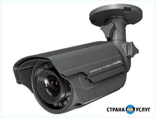 Видеонаблюдение, домофоны Невинномысск