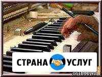 Профессиональная настройка пианино Оренбург