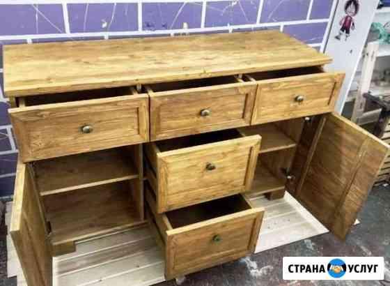 Мебель из массива сосны Петрозаводск
