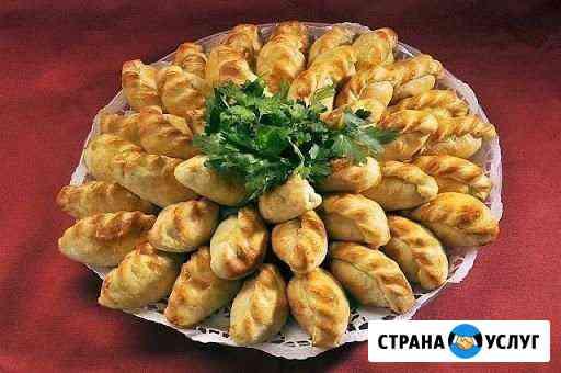 Вкусная выпечка на заказ Сургут