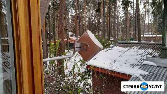 Интернет на дачу Дзержинский район видеонаблюдение Кондрово