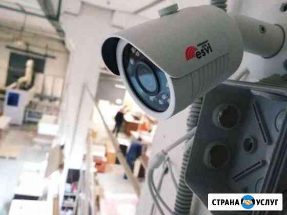 Видеонаблюдение под ключ Нижний Новгород
