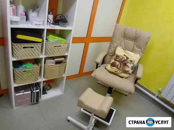 Маникюр, педикюр и наращивание ногтей Кемерово