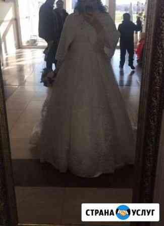 Продам свадебное платье Бузулук