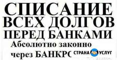 Банкротство юридических и физических лиц Саранск