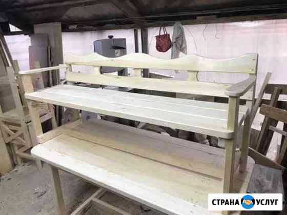Мебель из дерева, столярные работы Красненькая