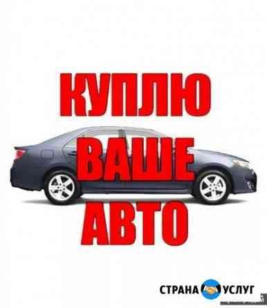 Выкуп автомобилей Любытино