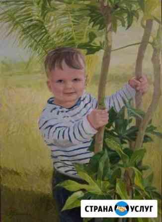 Рисую портреты, картины на заказ Иваново