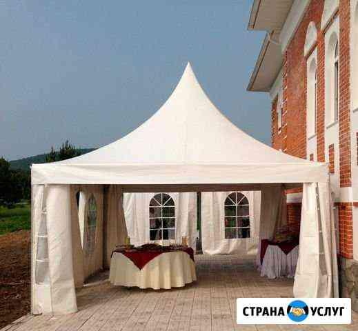 Изготовление торговых палаток, шатров, навесов Курск