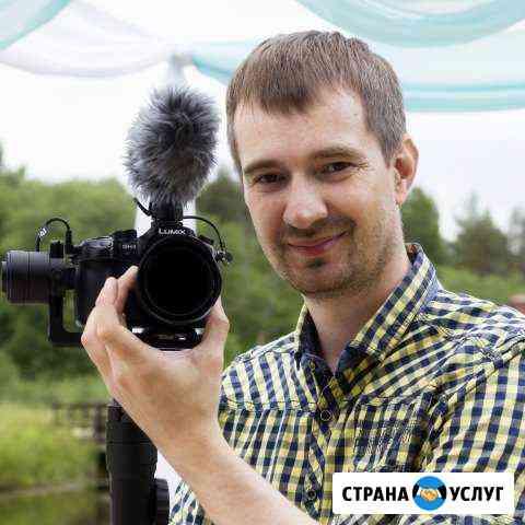 Видеосъемка свадеб, утренников, выпускных Тверь