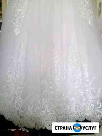 Чистка свадебных платьев, реставрация, подгонка Омск