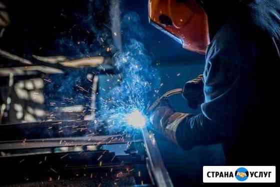 Производство металлоконструкций любой сложности Орёл