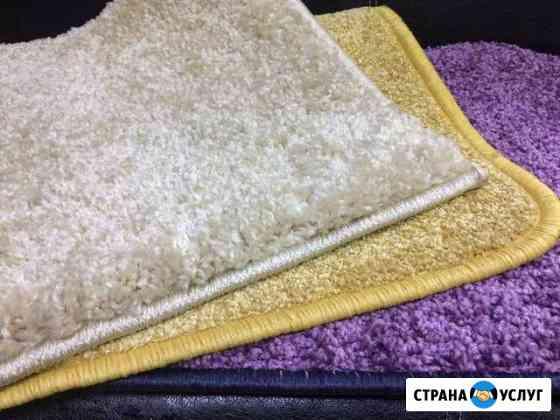 Оверлог, обметка ковровых изделий Абакан