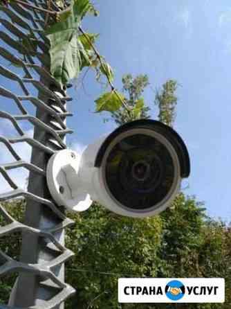 Видеонаблюдение и диагностика, установка камер Дербент
