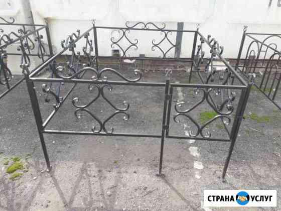 Ограды, столы,лавки Энгельс