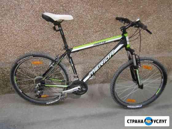 Прокат велосипедов и электровелов в Симферополе Симферополь