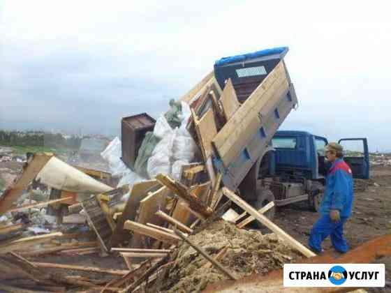 Строительный мусор Йошкар-Ола