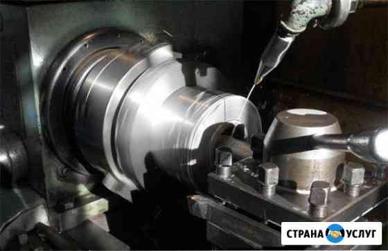 Токарные и фрезерные работы по металлу Рузаевка