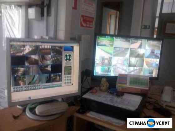 Установка видеонаблюдения, видеодомофонов Пермь