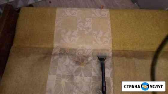 Выездная Химчистка мебели и авто Петрозаводск