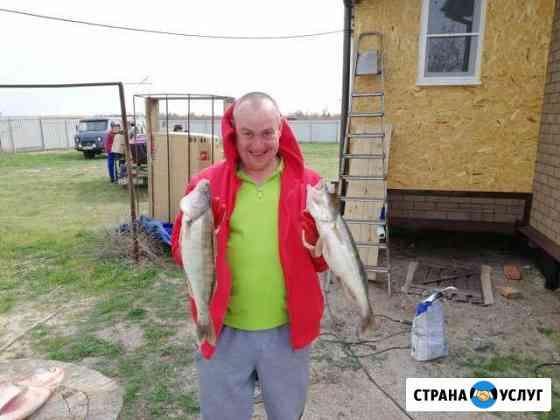Рыбалка в Астраханской области село Бирючья коса Оранжереи