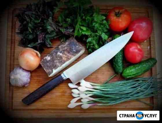 Заточка ножей и топоров и др Смоленск